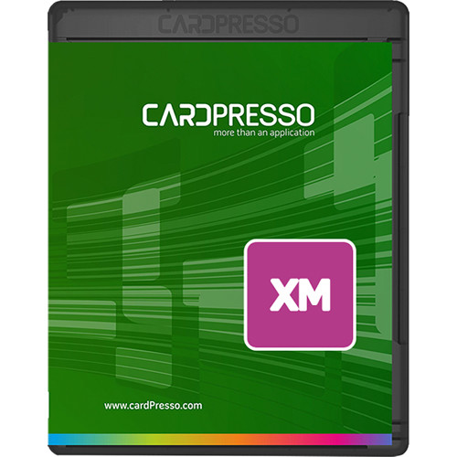 CardPresso XM ID Card Software