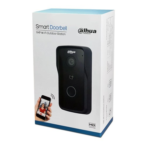 Dahua VTO2111D-WP WiFi Smart Video Doorbell