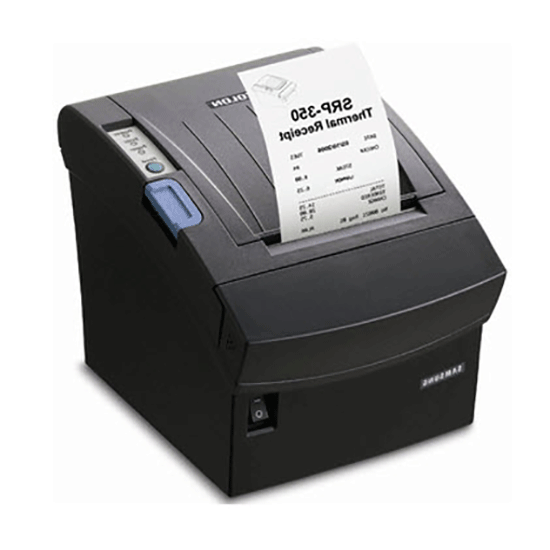 Bixolon SRP-350III Ethernet thermal Printer