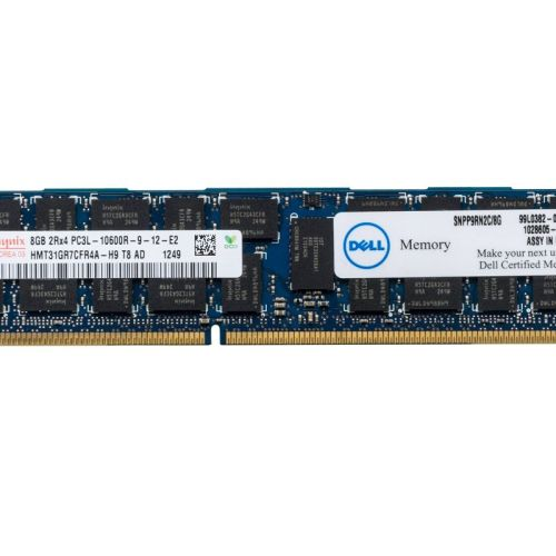 Dell 8GB 1333MHz 2Rx4 Server Ram