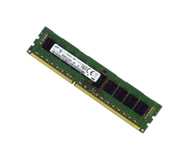 Dell 8GB 2RX8 PC3L 12800E Server Ram