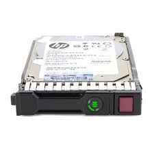 "HP 300GB 6G 15K 2.5"" SAS Single Port Server Hard Disk"