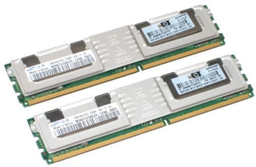 HP 4GB PC2-5300 Server RAM