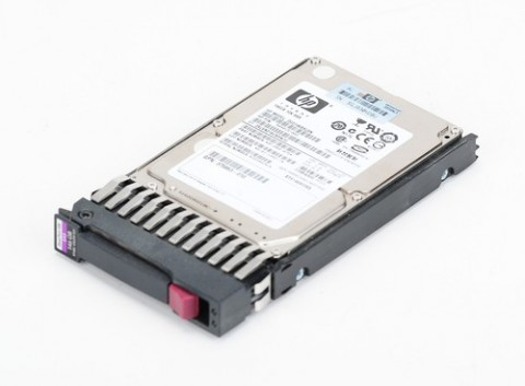 "HP 600GB 6G 10K 2.5"" SAS SFF Dual Port Hard Disk"