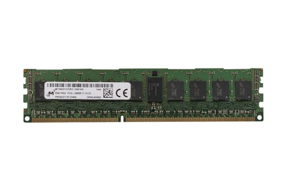 HP 8GB 1Rx4 PC3L G8 Server Ram