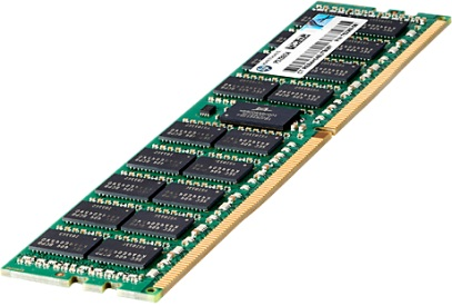 HP 8GB 1Rx4 PC4 G9 Server Ram