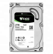 Seagate 2TB Exos 2.5 inch 7.2K SAS Hard drive