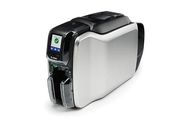 Zebra ZC300 Duplex ID Card Printer