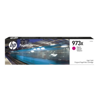 HP 973X High Yield Magenta Pagewide Cartridge