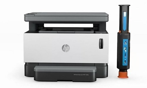 HP NeverStop Laserjet 1200W Printer