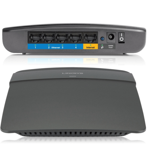 Linksys E900 Wireless Router