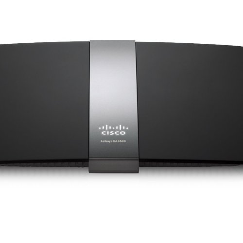 Linksys N900 Gigabit Router with USB EA4500