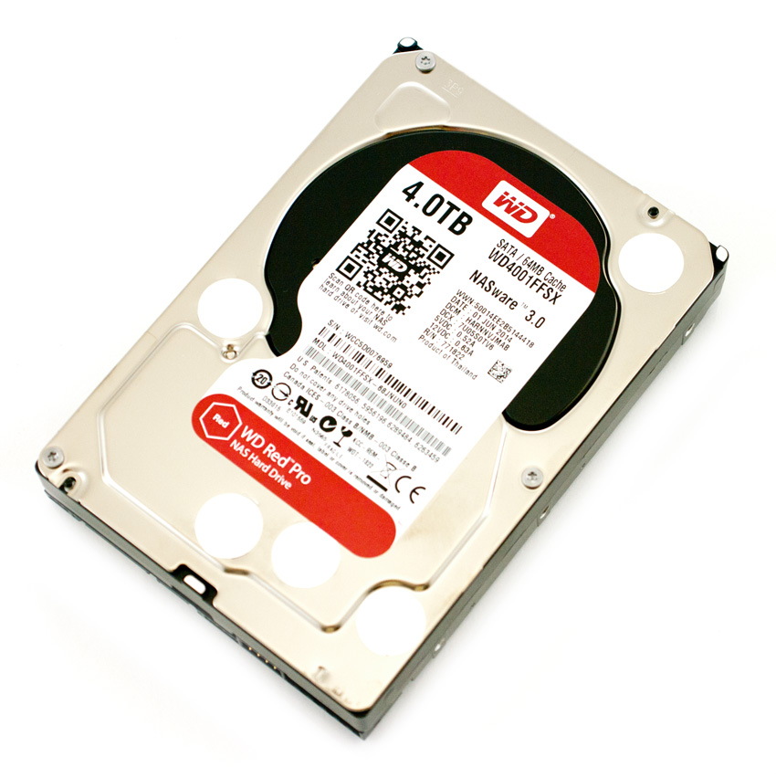 WD 4TB Red Pro NAS Hard Drive