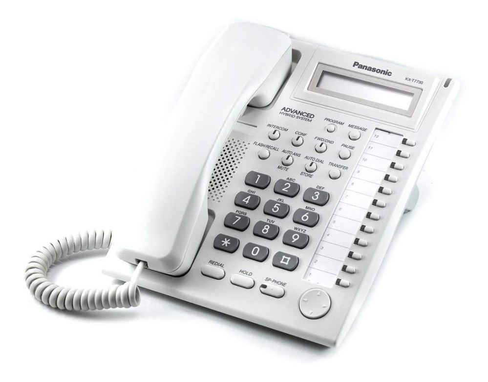 Panasonic KX-T7730 Analog Telephone