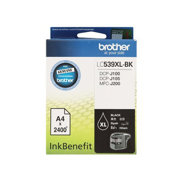 Brother LC539XL Black Ink Cartridge