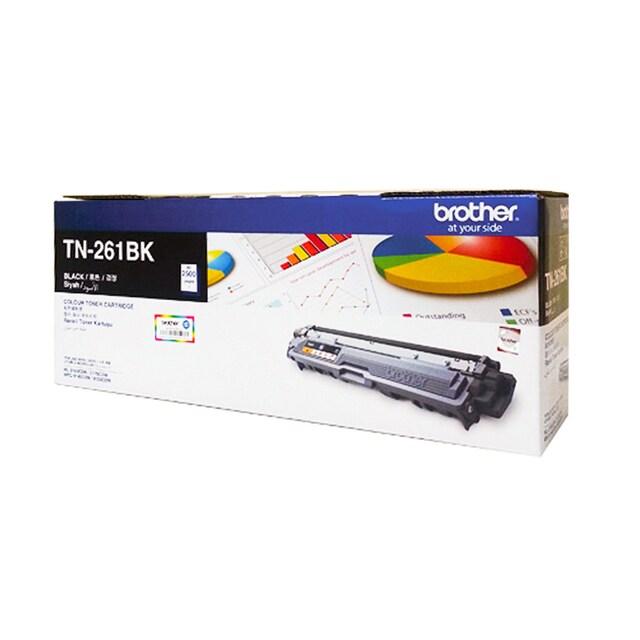 Brother TN-261BK Black Toner
