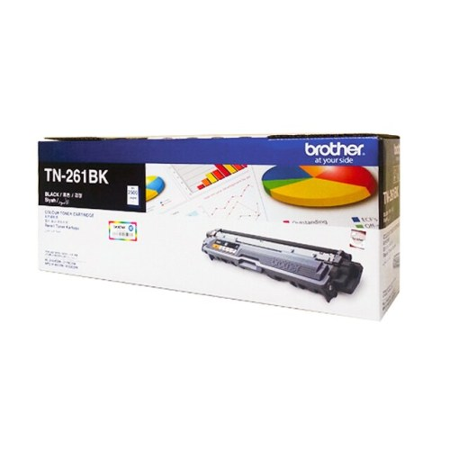 Brother TN-261BK Black Toner