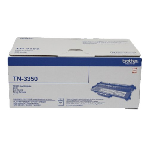 Brother TN-3350 Black Toner
