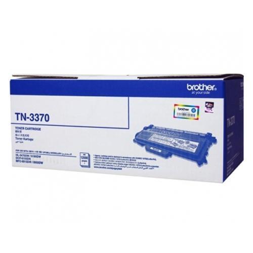 Brother TN-3370 Black Laser Toner Cartridge