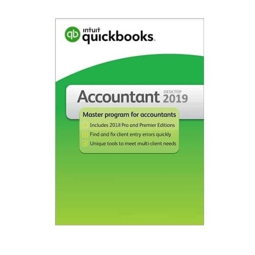 QuickBooks Accountant 2019 Additional License