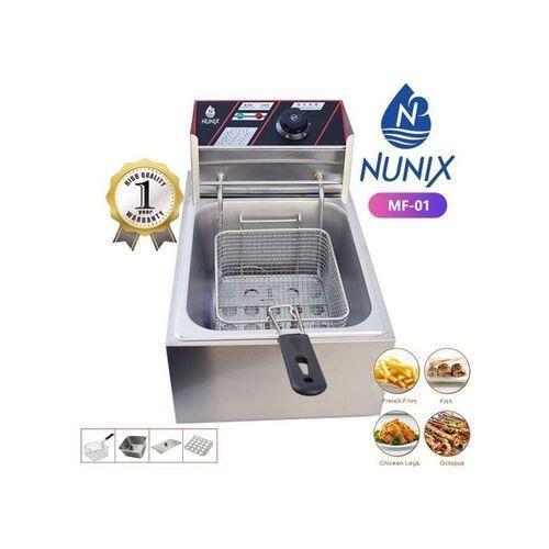 Nunix Electric Deep Fryer 6L Machine