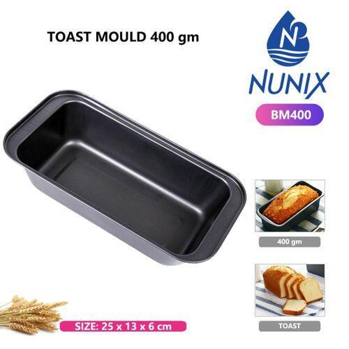 Nunix Non-Stick Carbon Steel Toast Pan