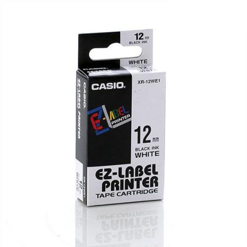 Casio XR-12WE1 12MM Tape Cartridge