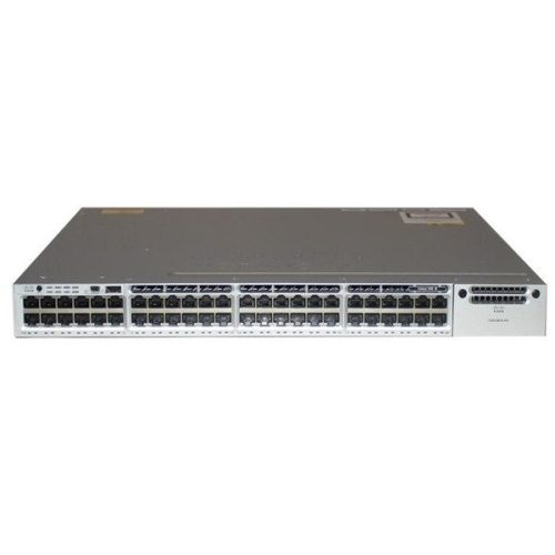 Cisco WS3850-48PS-L Router Switch