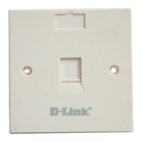 D-Link Single Faceplate