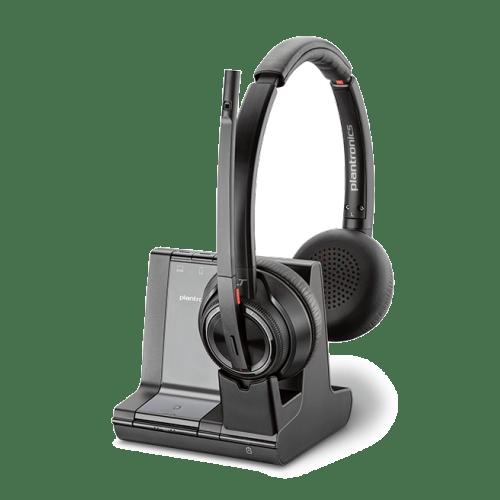 Plantronics Savi W8220 Binaural Headset