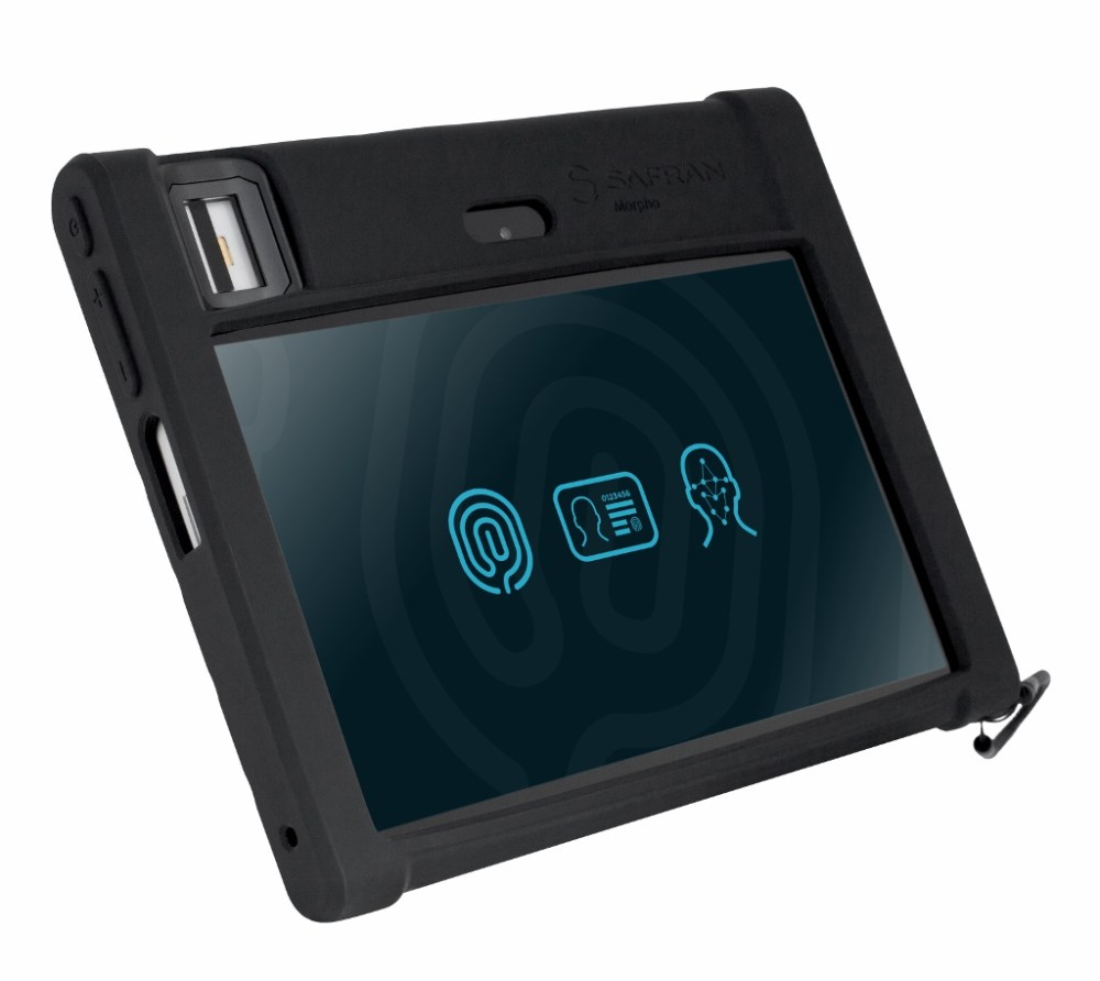 Safran Morpho Tablet 2 Protective Sleeve