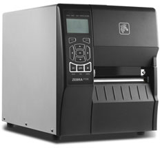 Zebra ZT230 Serial USB Ethernet Printer