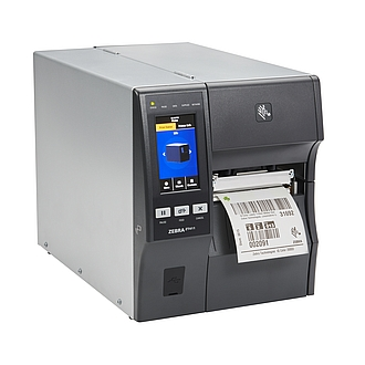Zebra ZT411 Industrial Label Printer