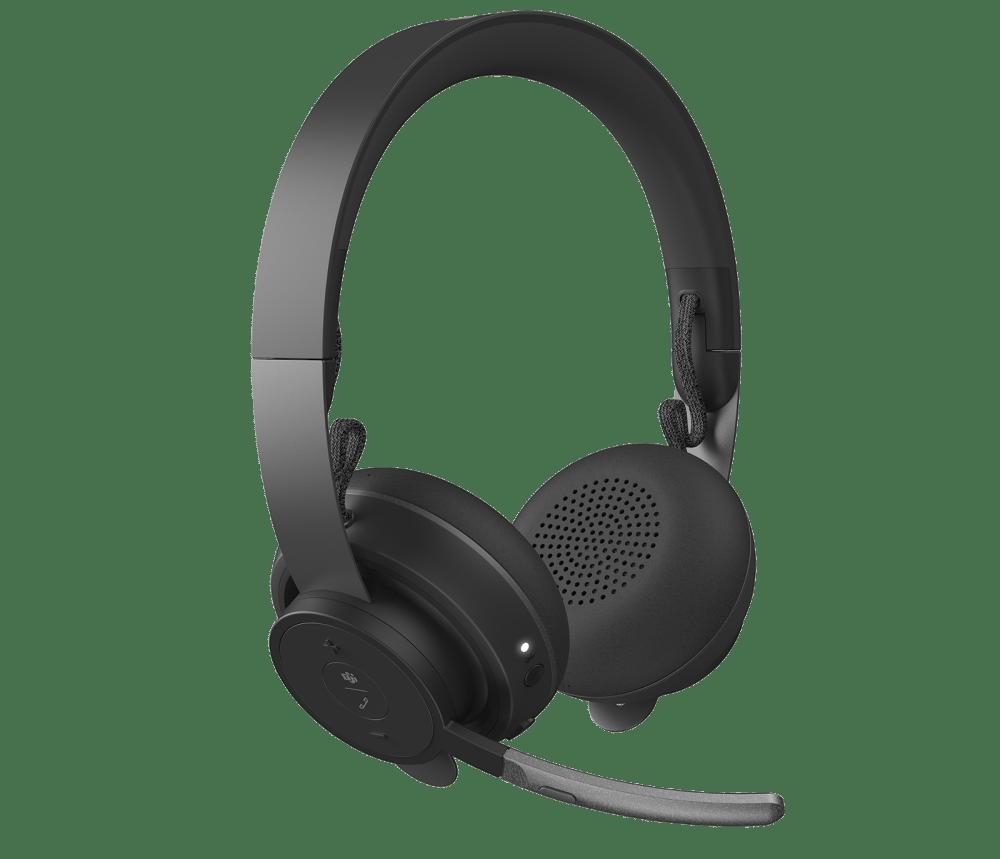 Logitech Wireless with Bluetooth Headset Zone