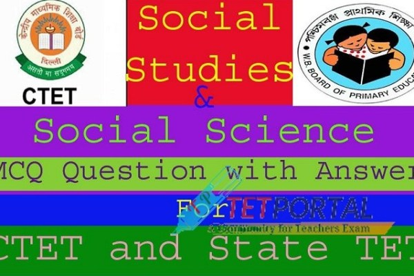 social science and social studies mcq question