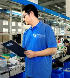 Tetra Inspection verifies the quality, specifications, functions, safety of your consumer electronics products, as well as the compliance of your prodcuts.