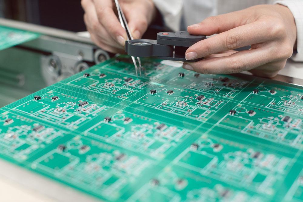 Consumer Electronics Inspection