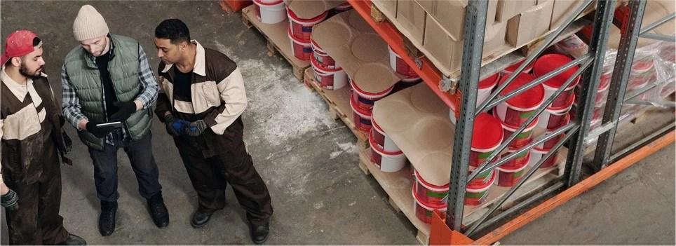 Inside Factory Inspection