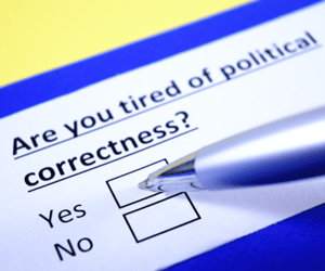 Political Correctness Checklist