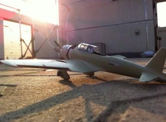 Ki-51(Nichimo 1/48) WIP #3