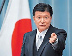 新藤義孝 元総務大臣