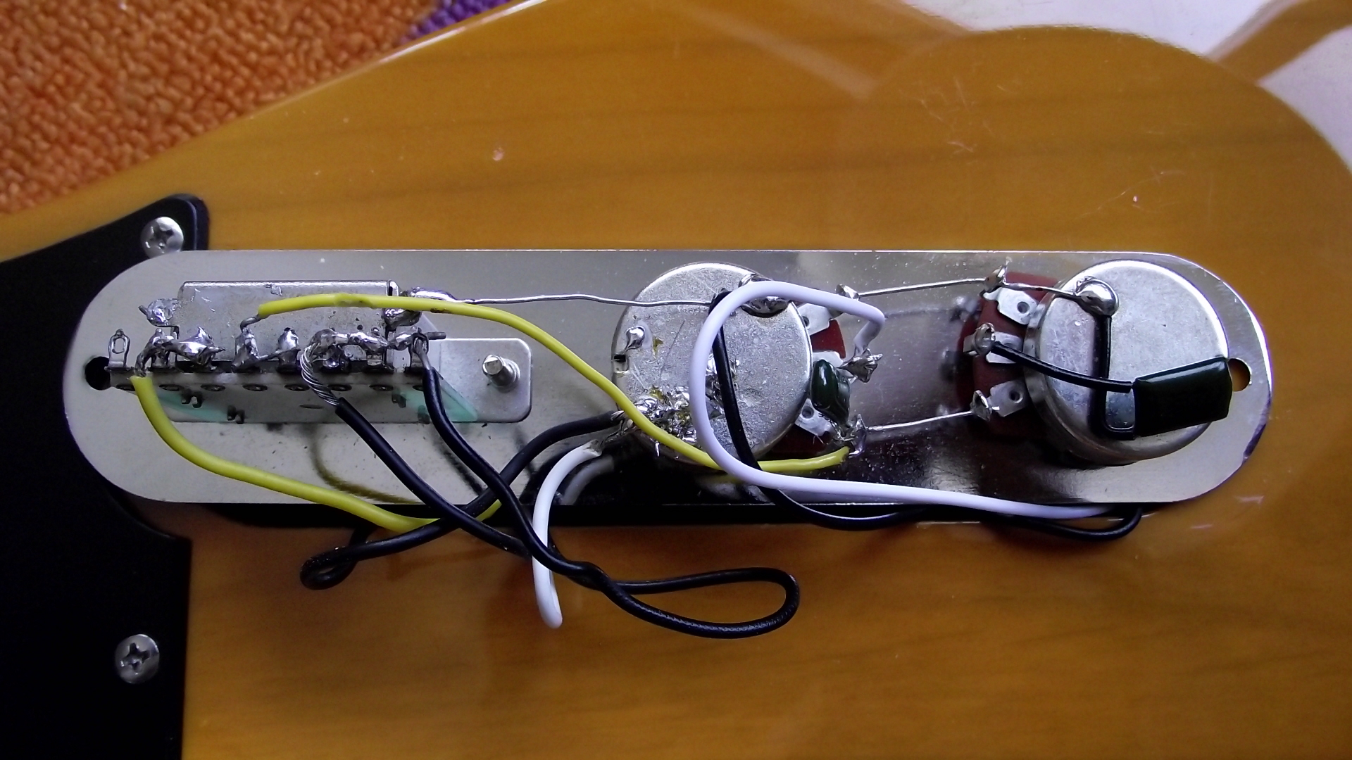 hight resolution of squier tele wiring download wiring diagrams u2022 fender squier vs fender tele tele fender squier affinity telecaster wiring diagram