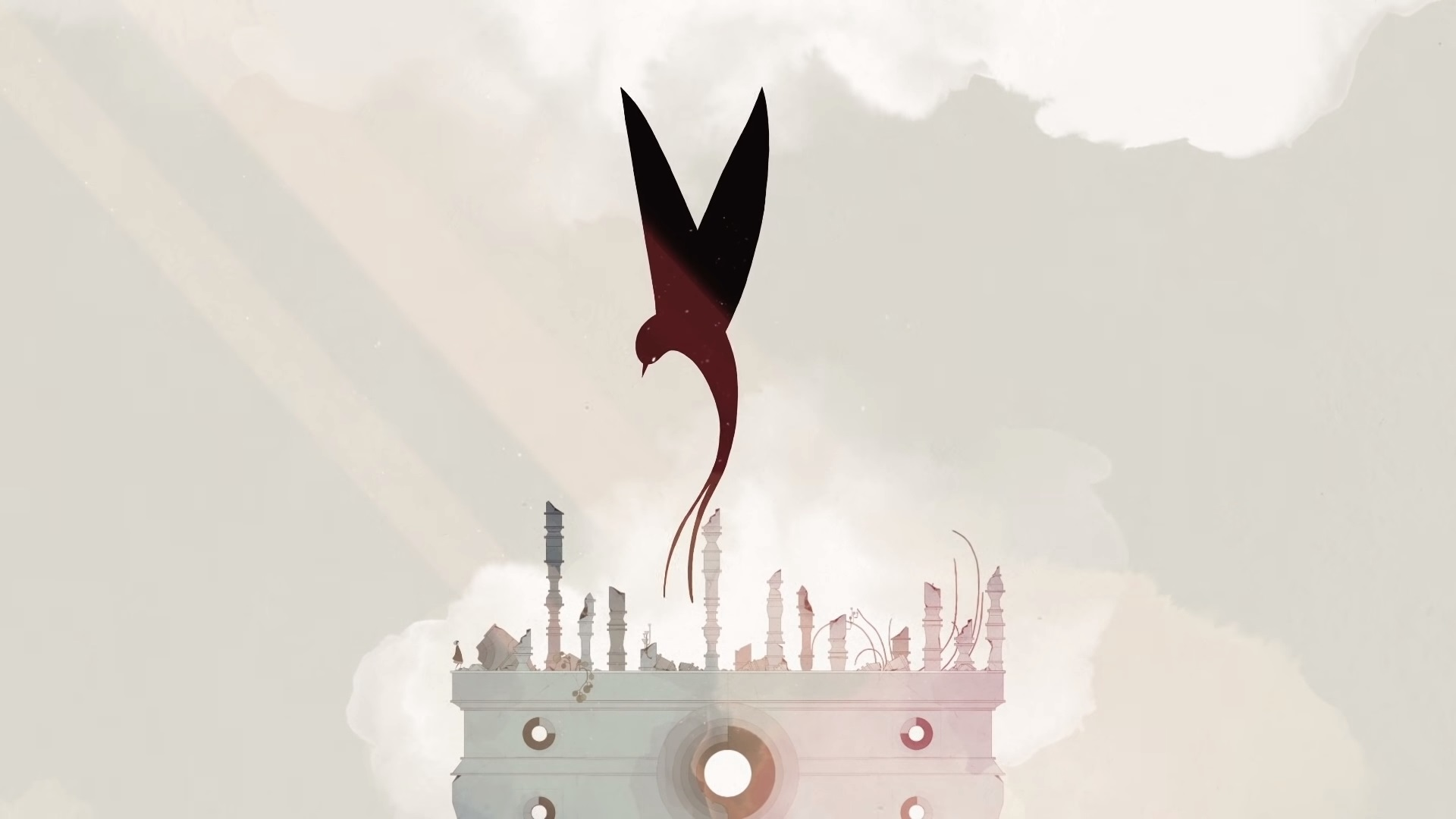 Lost Girl Wallpaper Hd Check Out Nomada Studio S Gorgeous Game Gris Tettybetty