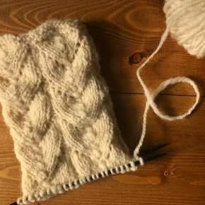 【編み物】クープワース羊さんの糸