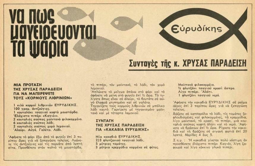 Περιοδικό ΓΥΝΑΙΚΑ, 1966