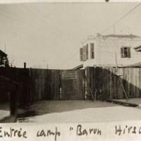 Το στρατόπεδο Μπαρόν Χιρς και ο παλιός σιδηροδρομικός σταθμός Θεσσαλονίκης