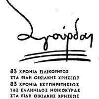 Σγούρδας, από το 1880
