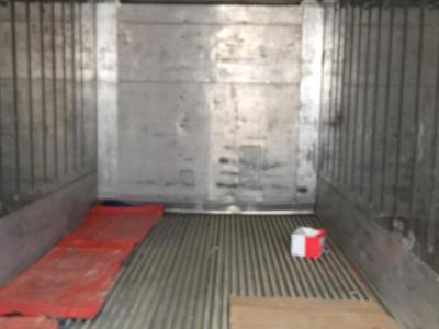 Used 40ft Reefer Container sale in Jeddah