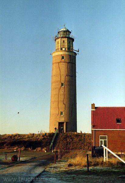 Leuchtturm bei Teuchtlurm