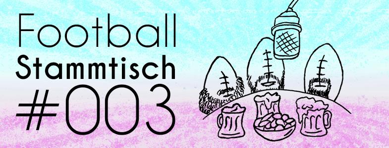 Football Stammtisch #003 | Headerbild